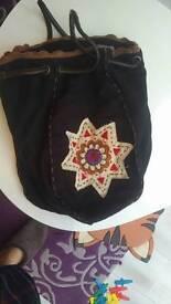 Summer handbag Black