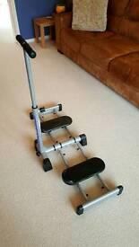 Leg Magic Exercise Machine - as new