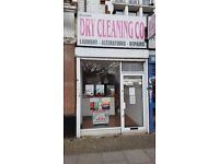 DRY CLEANING RECEIVING SHOPS FOR SALE URGENTLY – IN EAST LONDON E12