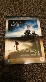 Flags of our fathers + letters from Iwo Jima DVD box set
