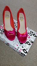 Miss Kurt Geiger Size 3 Shoes. Brand New With Box. Excellent Price.