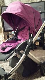 Oyster babystyle 3 in 1 travel system