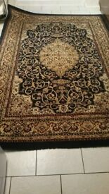 Large rug excellent condition