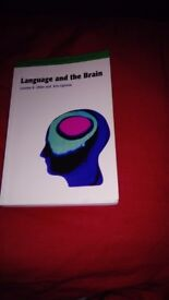 Linguistics book university level
