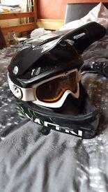 mtb downhill fullface helmet