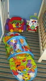 Baby toys bundle all excellent condition