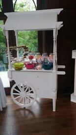 Candy Cart and Post Box (hire only)