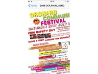 Orchard Community Festival
