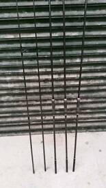 Carp Rods MilSpec X50
