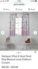 John Lewis Children's Curtains