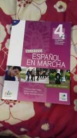 Espanol en marcha Spanish book