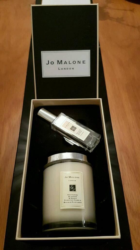 Jo Malone Candle & Perfume Gift Set -