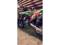Kawasaki kx 85 small wheel 2016 not tm/rm/cr/Yz/ktm