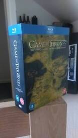 Game Of Thrones S1-3 Blu-Ray Box Set