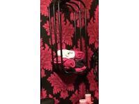 Salon towel rail