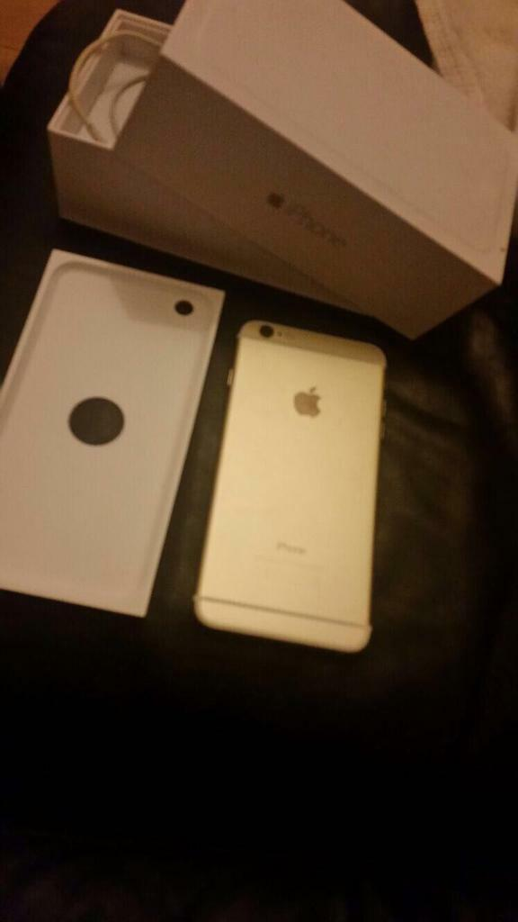 Iphone 6 plus Gold 16gb Factory Unlocked Immaculate Conditionin Newcastle, Tyne and WearGumtree - Iphone 6 plus Gold 16gb Factory Unlocked Immaculate Condition,Complete original box with wall charger.Finger reader is bit funny sometimes works sometimes not which is common in Iphone 5s, 6 and 6s, other than that phone is awesome, battery timing is...