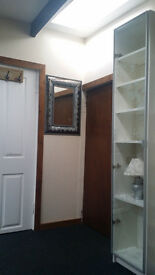 Granny annex flat. Separate enterance/living/dinning/kitchenett