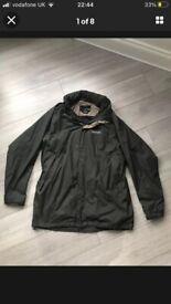 Men's Green Sprayway Jacket XL
