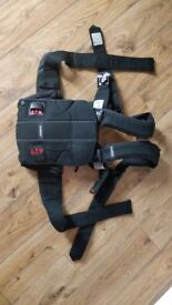 Baby Bjorn One baby carrier - black. Very good condition.