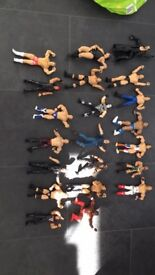 21 WWE Wrestler bundle
