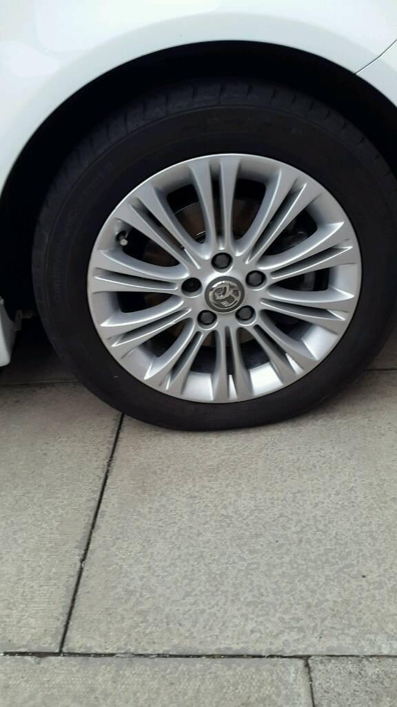"""Vauxhall corsa 5 stud 16""""alloys"""