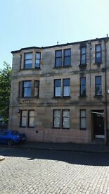 1 Bedroom flat Stock Street, Paisley available now