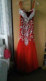 Dress (ex prom) Size 12