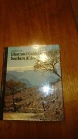Readers Digest book about South Africa