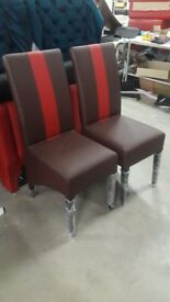 restaurant chair, cafe,bar furniture, leather indian chair
