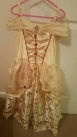 Belle princess dress