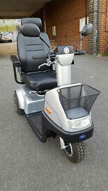 NEW BATTERIES TGA Breeze Midi 3 Mobility Scooter 3 Month Warranty 2014 Model