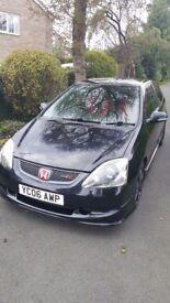 Honda Civic Type R 2006 Mint