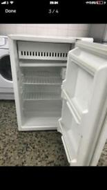 Deavoo fridge freezer full working very nice 3 month warranty free delivery