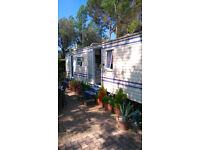 Static Caravan South of France for Sale - off site