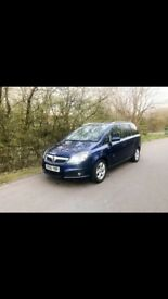 Car for sale Vauxhall zafira
