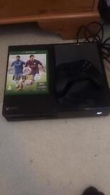 Xbox one, 1 controller + Fifa 15