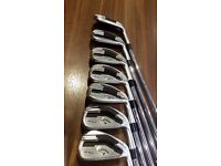 CALLAWAY APEX XP95 STEEL IRONS (COLLECTION ONLY)
