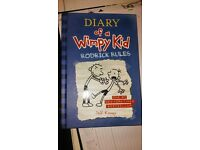 Diary of a Wimpy Kid - Rodrick Rules.