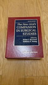 The New Aird's Companion in Surgical Studies 2nd Edition