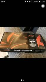 car leather cleaning kit