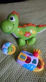 TOYS Fisher Price, Waybuloo, Spiderman etc