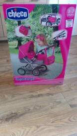 BNIB Chicco dolls pram