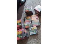 New karaoke disc sets job lot
