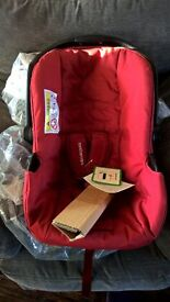 mothercare care seat brand new.