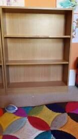 Small Bookcase x 2