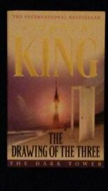 Stephen King The Dark Tower II: The Drawing Of The Three: (Volume 2)