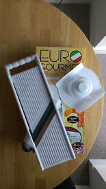 Professional Slicer / Julienne / Dicer / Chopper / French Fry Maker Euro Gourmet