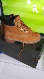 girls timberland boots