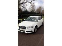 12 Audi A3 Sportback Black Edition 2.0 TDI/£30 tax/Cambelt done/106k/(not bmw/merc/vw)