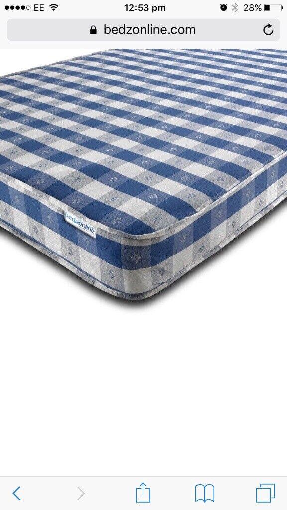 brand new single matress